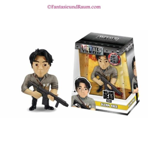 Metals Die Cast Figure - Walking Dead - Glenn Rhee