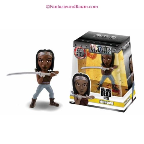 Metals Die Cast Figure - Walking Dead - Michonne