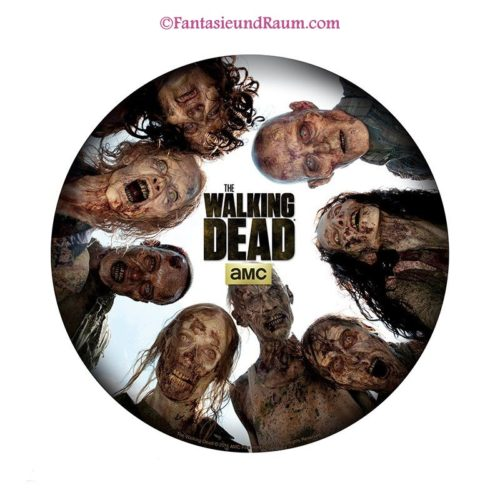 Mousepad - Round of zombies