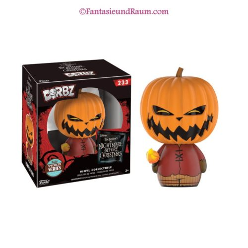 Nightmare Before Christmas - Pumpkin King Speciality Series