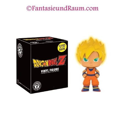 Super Saiyan Goku (Glow In The Dark)
