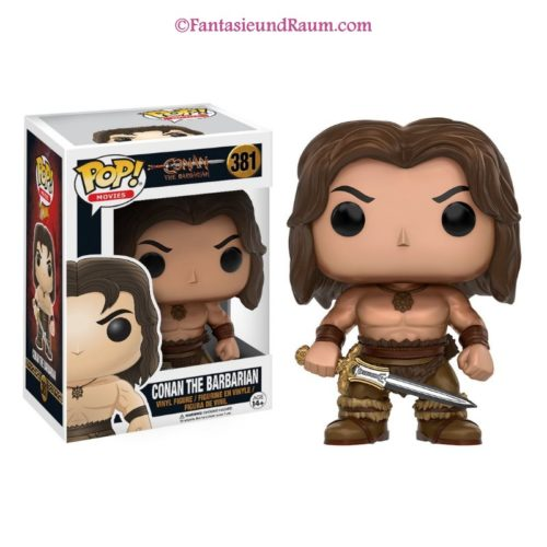 Conan The Barbarian - Conan