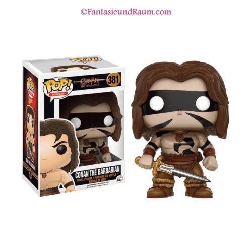 Conan The Barbarian - Conan (Masked)