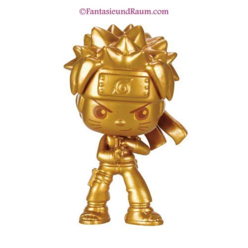 Mystery Minis Golden Naruto