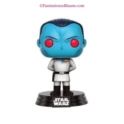 Pop! Star Wars Grand Admiral Thrawn