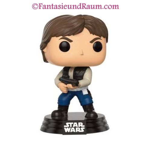 Pop! Star Wars Han Solo Action Pose