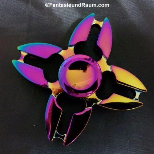 fidget spinner metalstar