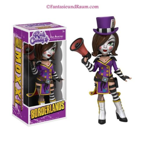 Rock Candy Borderlands - Mad Moxxi