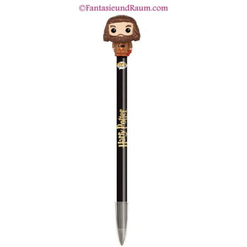 Pen Topper - Harry Potter Hagrid