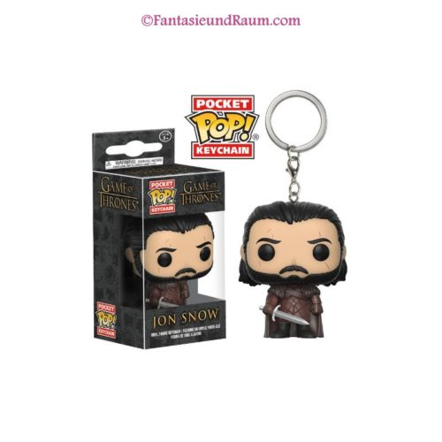 Pocket Pop! Game of Thrones - Jon Snow