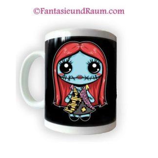 Sally Puppet Kaffeebecher