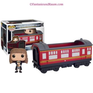 Hogwarts Express Traincar with Hermione Granger