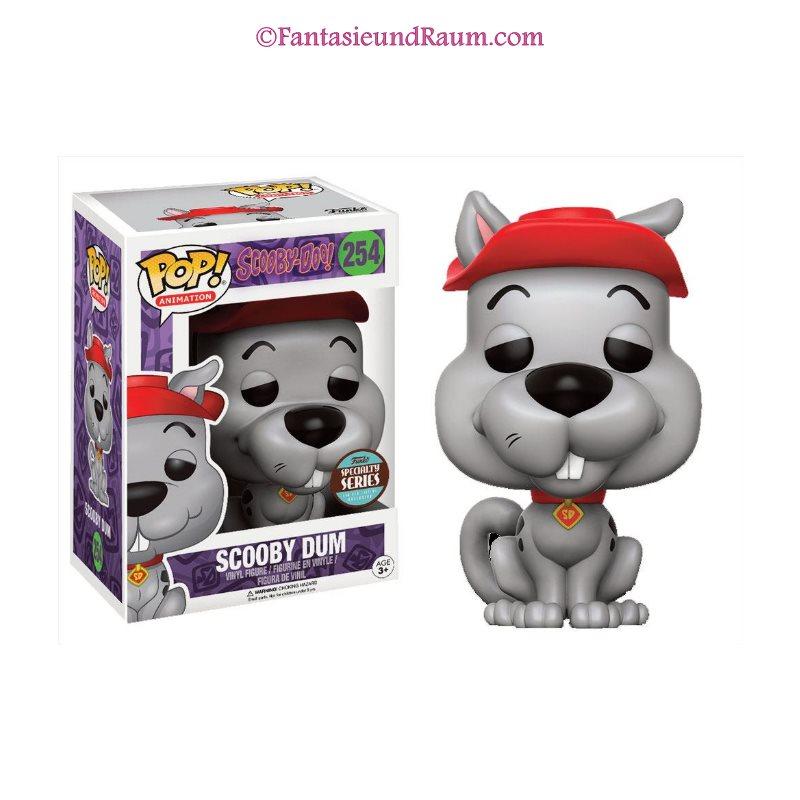 Pop! Animation: Scooby-Doo - Scooby Dum - Fantasie und Raum