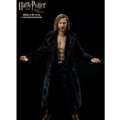 Sirius Action Figur