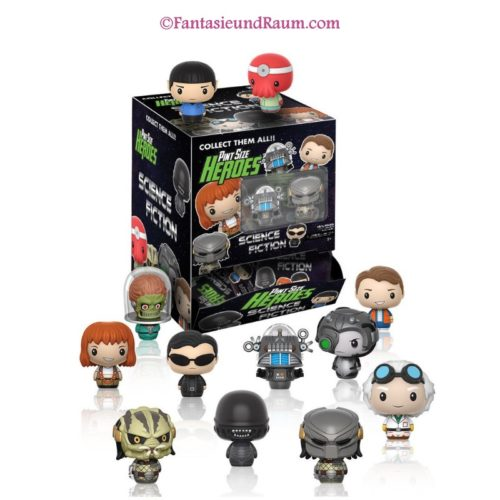 Pint Size Heroes- Science Fiction Blind Box