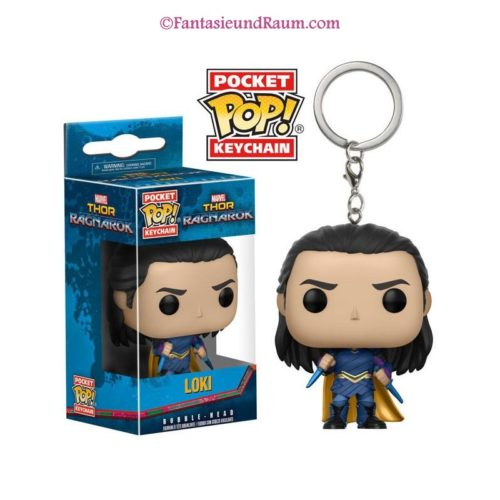 Pocket Pop! Thor Ragnarok - Loki