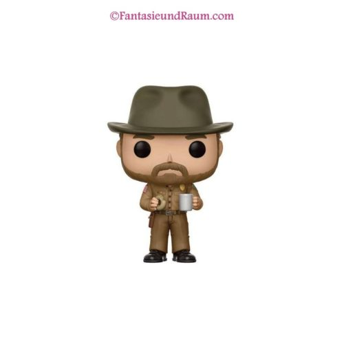 Stranger Things - Hopper