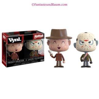 Vynl- Freddy & Jason