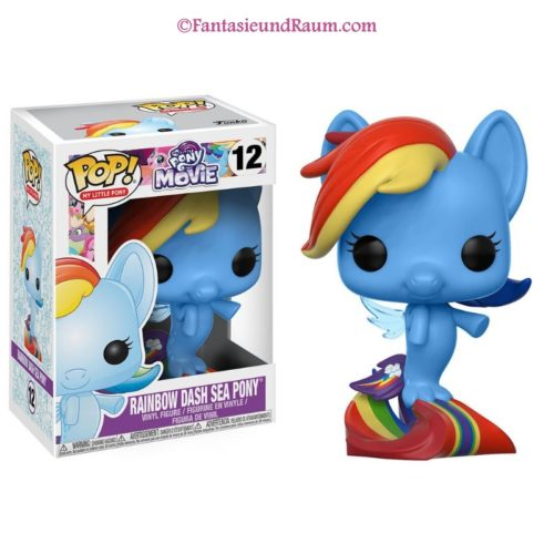 MLP Movie - Rainbow Dash Sea Pony