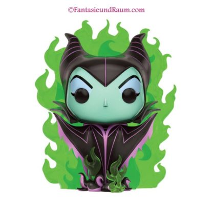 Maleficent Green Flame