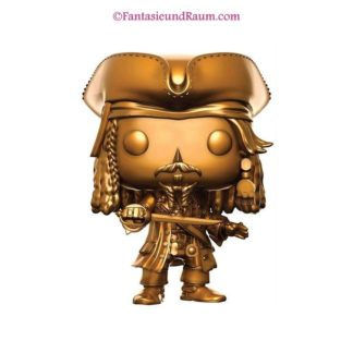 Pirates of the Caribbean – Jack Sparrow Gold