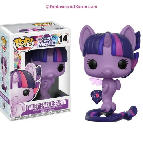 Twilight Sparkle Sea Pony