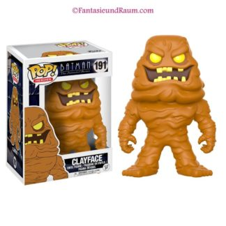 Animated Batman -Clayface