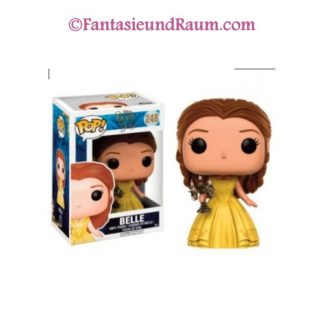 Belle with Candlestick