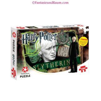 Harry Potter Puzzle Slytherin