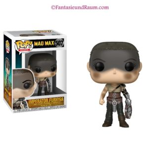 Mad Max Fury Road – Furiosa