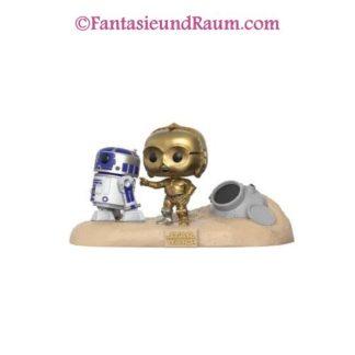 Movie Moments_R2-D2 & C-3PO Desert