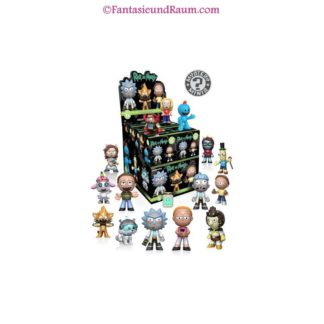 Mystery Minis Blind Box- Rick and Morty