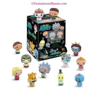 Pint Sized Heroes_Rick & Morty