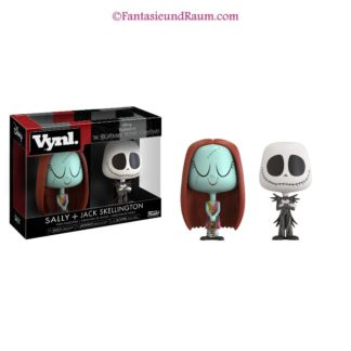 The Nightmare Before Christmas - Sally and Jack