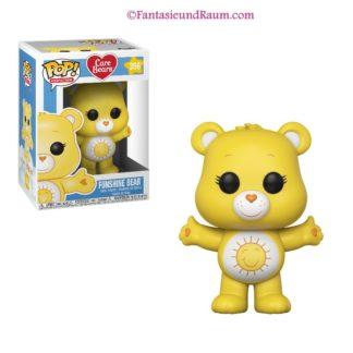 Care Bears- Funshine Bear