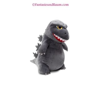 Godzilla Plüsch gross