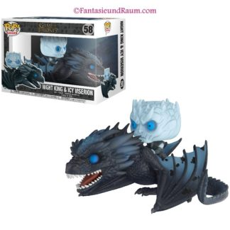 Night King & Ice Viserion