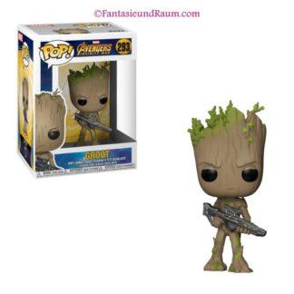 Avengers Infinity War - Teen Groot