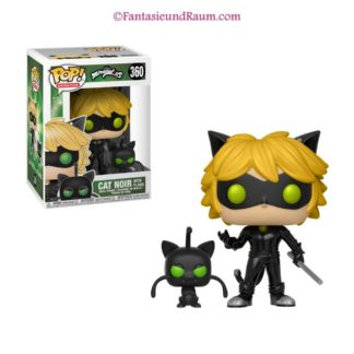 Cat Noir & Plagg
