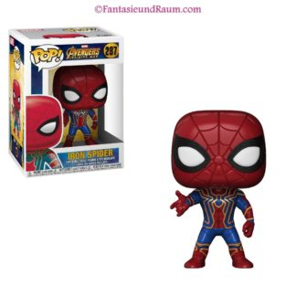 Avengers Infinity War - Iron Spider
