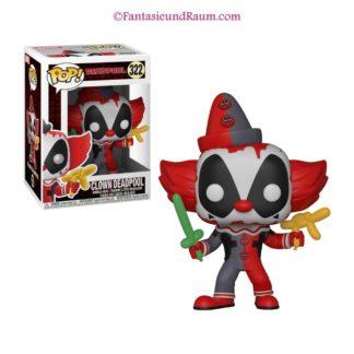 Deadpool Clown
