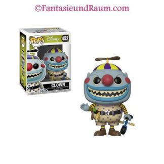 Nightmare Before Christmas - Clown