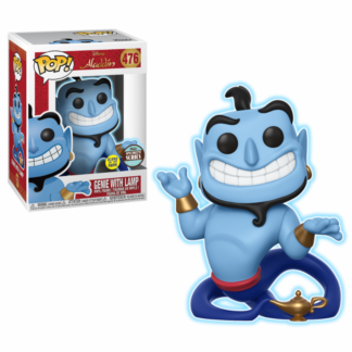 Genie with Lamp (Glow in the Dark)