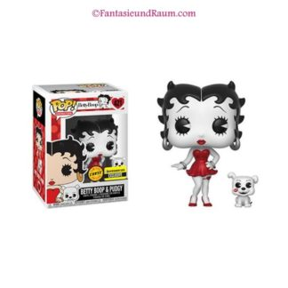 Betty Boop chase