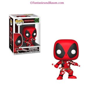 Deadpool (Candy Canes)