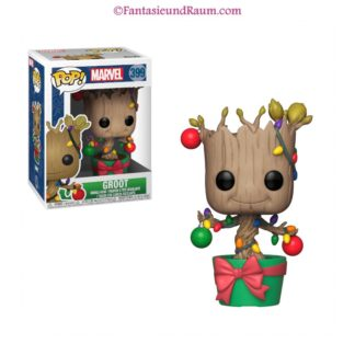 Groot Lights & Ornaments