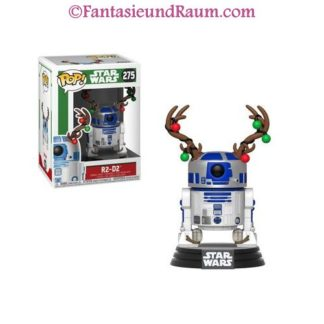 R2-D2 with Antlers
