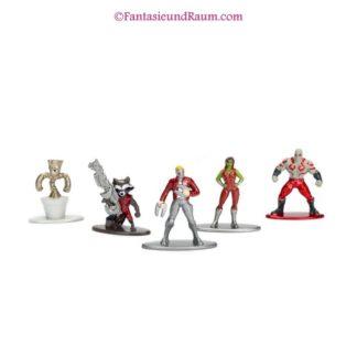 Diecast Minifiguren 5-er Pack