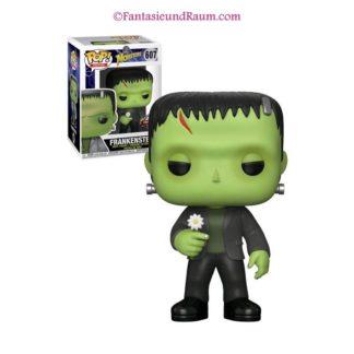 Frankenstein with Flower