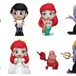 Mini Vinyl Figures_Little Mermaid
